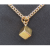 Necklace w. sq and compass DF