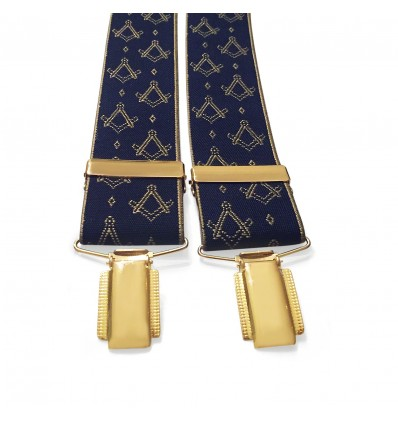 Freemasons Masonic Square & Compass Braces