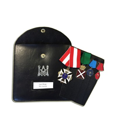 Masonic Jewel Holder & Jewel Pad