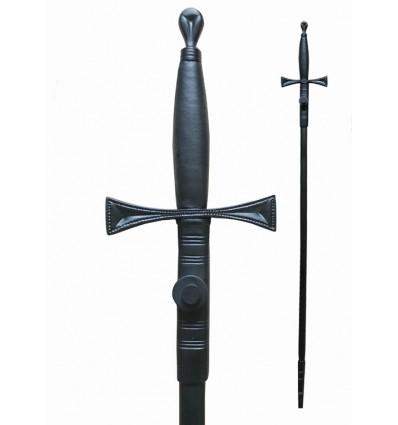 Sort frimurer sværd M1