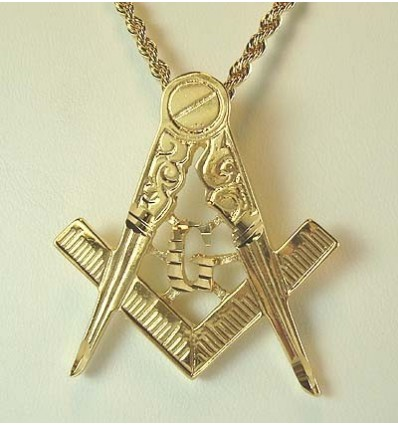 Beautiful masonic Necklace