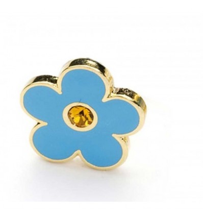 Masonic Forget me Not Badge