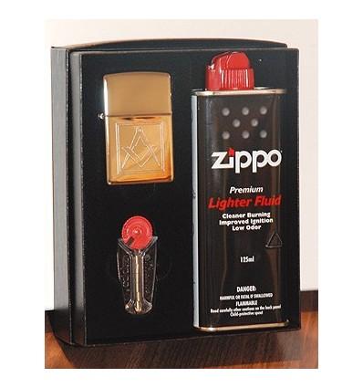 Zippo gift box incl. lighter