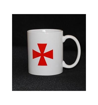 Mug with cross